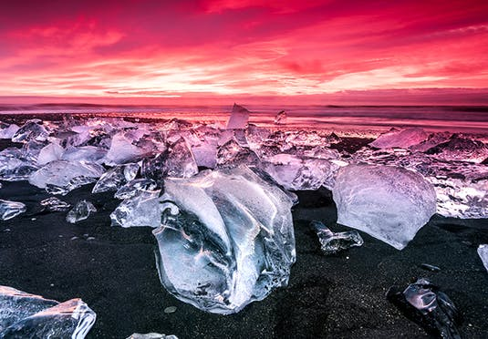 Dazzling Iceland city-to-country tour with Northern Lights, Blue Lagoon & more