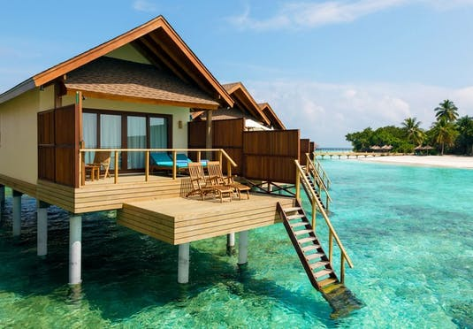 5* full-board Maldives holiday with over-water villa option