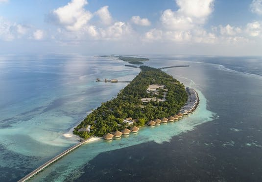 All-inclusive 5* Maldives escape with optional over-water
