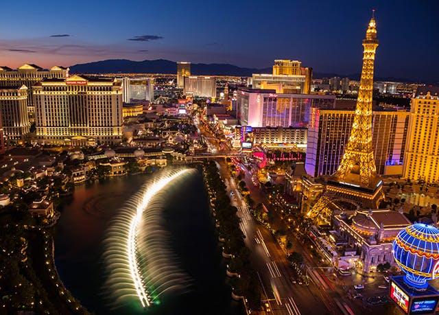 Jewel Auto Sales >> The LINQ Hotel and Casino | Save up to 70% on luxury ...