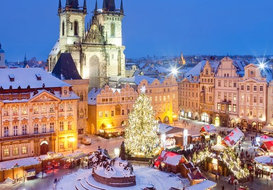 Prague Christmas Market.Prague Christmas Markets Break Save Up To 60 On Luxury