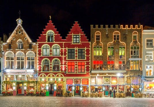 Bruges Christmas Market Breaks.Charming Bruges Break With Festive Dates Save Up To 60 On