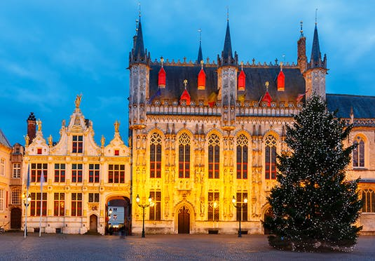 Bruges Christmas Market Breaks.Magical Bruges Christmas Market Break Save Up To 60 On