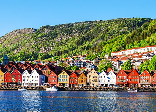 Image result for oslo and bergen