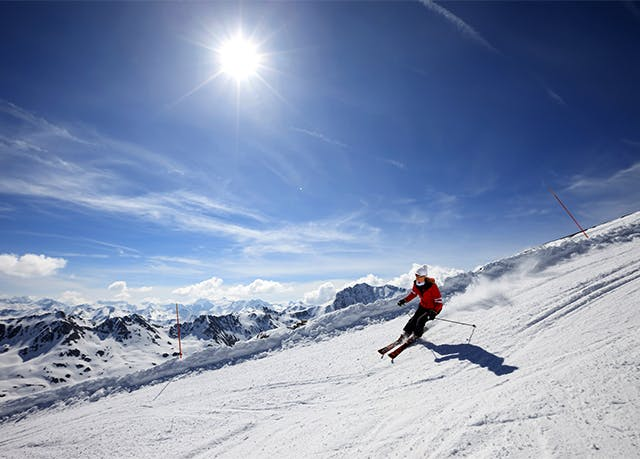 Scenic French Alps Winter Holiday With Optional Ski Passes