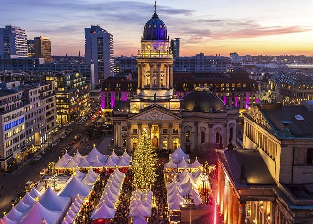 Berlin Christmas Market.Chic Berlin Break With Christmas Market Dates Save Up To