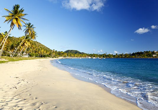 5* ultra-luxe all-inclusive Antigua beach holiday with a