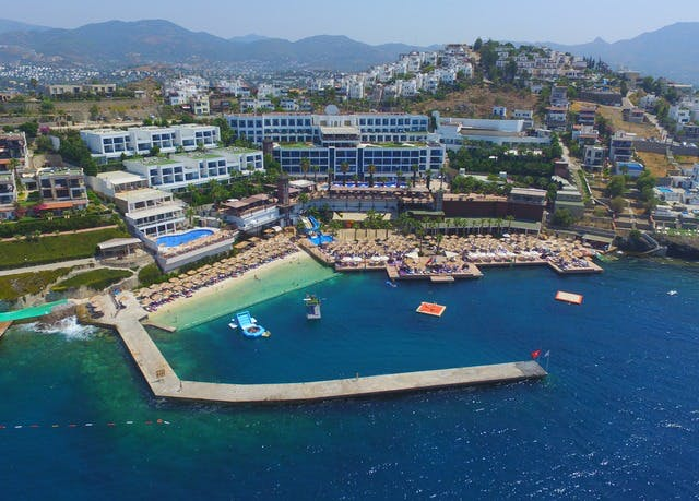 5 Ultra All Inclusive Bodrum Beach Break Sparen Sie Bis Zu 70