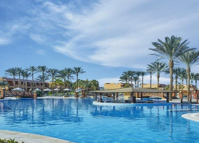 Blissful all-inclusive 5* Marsa Alam stay with renowned